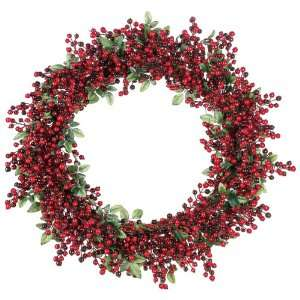 Chic 30 Red & Burgundy San Francisco Berry Christmas