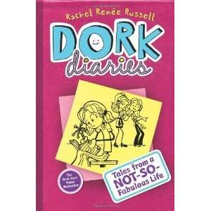 Dork Diaries: Tales from a Not So Fabulous Life [Hardcover