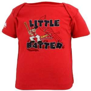 Louis Cardinal Tee Shirt  Majestic St. Louis Cardinals Newborn Little