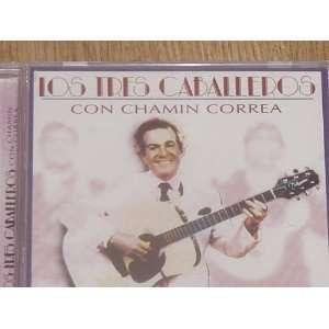 CON CHAMIN CORREA Music