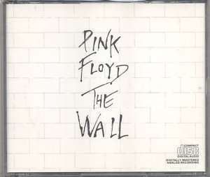 Pink Floyd The Wall 2 CD Columbia (USA) Rare Faulty 074646851920