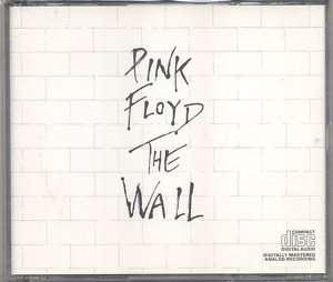 Pink Floyd The Wall 2 CD Columbia (USA) Rare Faulty 074646851920