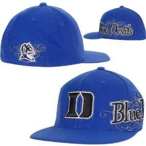Top Of The World Duke Blue Devils Brigade Team Color Hat