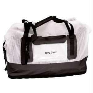 Dry Pak Waterproof Duffel Bag Clear Large