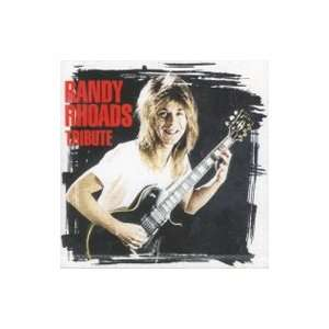 Randy Rhoads Tribute Various Artists Music
