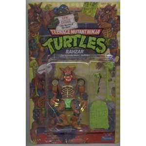 Teenage Mutant Ninja Turtles TMNT Rahzar Action Figure Toys & Games