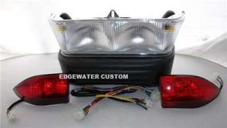 CLUB CAR PRECEDENT GOLF CART LIGHT KIT EBE