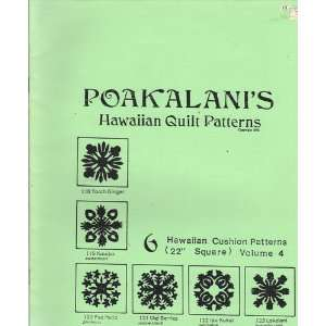 Dover Quilting: Hawaiian Quilting : Instructions - 20 Full-Size Patterns