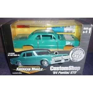 #30285 Ertl American Muscle Custom Shop 64 Pontiac GTO 1