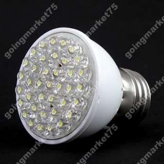 Cool White Light 38 LED 2W E27 Energy Saver Bulb Lamp 220V Lighting