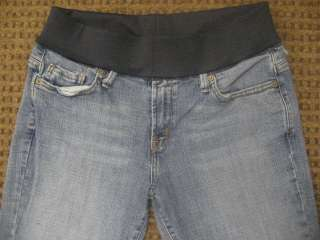 Levi Strauss Maternity Jeans Stretch Boot Cut Maternity Size 8 Small