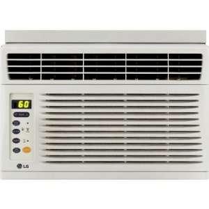 LG Energy Star 6,000 BTU Window Mounted Air Conditioner