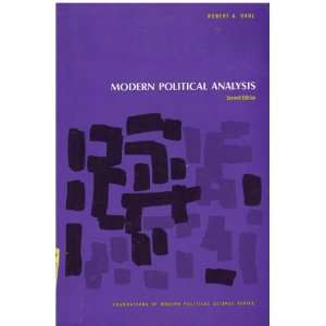 Modern Political Analysis   Second Edition (9780135970218