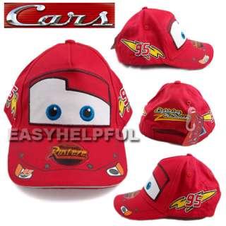 Disney Pixar Cars McQueen Backpack School Bag for Child