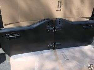 07 08 09 10 Jeep Wrangler factory 1/2 Half Doors New 2