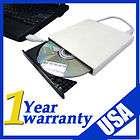 Super Slim External Portable USB 24x CD ROM Black Drive For Laptop
