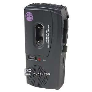P3 P5045 Micro Cassette Recorder   New Electronics