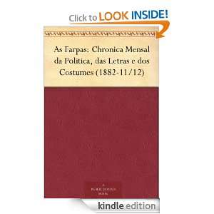 As Farpas: Chronica Mensal da Politica, das Letras e dos