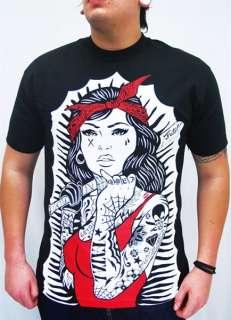 Fatal Clothing NWT Hip Hop Urban tattoo Art Street wear gear mma fight