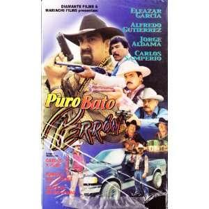 El Perron De Los Corridos [VHS] Fernando Saenz Movies
