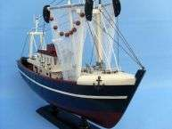 Fishn Magician 18 Model Fishing Boat Ship Wood