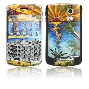 Tropical Serenity Design Protective Skin Decal Sticker for