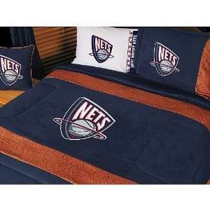 NBA New Jersey Nets MVP Complete Bedding Set  Sports