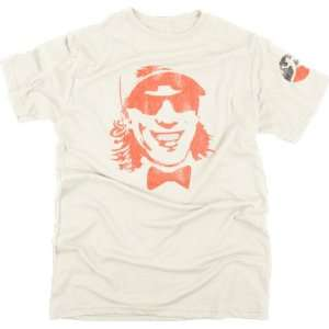Tim Lincecum San Francisco Giants White Bow Tie T Shirt
