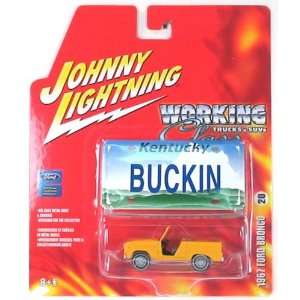 Lightning Working Trucks & Suvs 1967 Ford Bronco Sports & Outdoors
