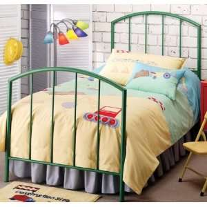 Marta Bed Set Twin Green  Kitchen & Dining