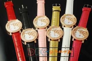 Fashion&New Hello Kitty Ladies Girls Children Quartz Watch Wristwatch