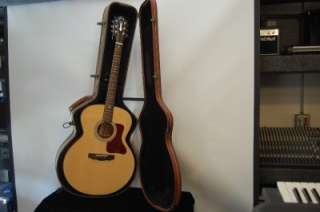 Guild Acoustic Guitar Model GAD JF48NAT w/Tweed Guild Case