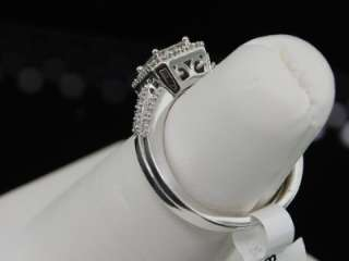 for auction is a Brand New Ladies REAL 14k White Gold Diamond Ring