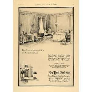 1920 Ad Grand Rapids Furniture New York Galleries Kegel