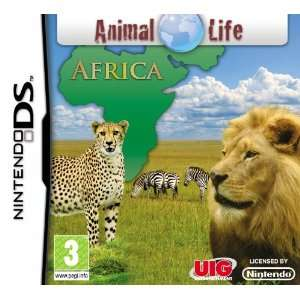 Animal Life Africa (Nintendo DS, NOT DSi Compatible