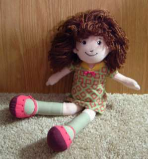 GROOVY GIRLS 13 PLUSH DOLL KINZEY BEAUTIFUL*LN