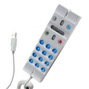 New Sanwa Skype VOIP Corded USB Phone Popular High Quality
