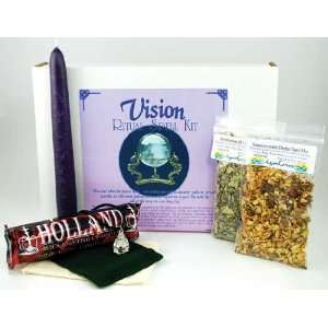 Vision Boxed ritual kit: Everything Else