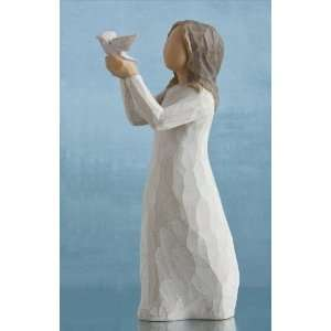 Willow Tree Soar Figurine, Susan Lordi 27173: Home & Kitchen