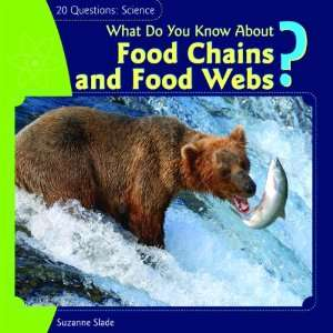 Webs? (20 Questions: Science) (9781404242029): Suzanne Slade: Books
