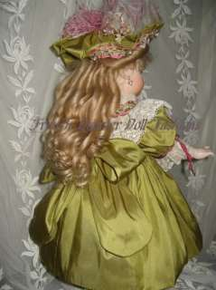20 FRENCH DOLL PATTERN ~Girls Dress ~ ESABELLA