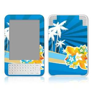 Tropical Station Design Protective Skin Decal Sticker for