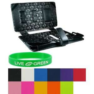 Executive Leather Case for MSI Wind U100 10 Inch Mini Netbook