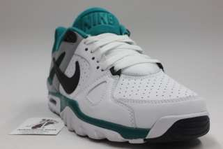 NIKE MEN AIR TRAINER CLASSIC SNEAKERS NEW AUTHENTIC RETRO WHITE 488059