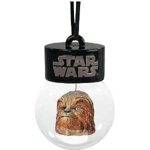 Star Wars Chewbacca Holiday Waterball Ornament Toys