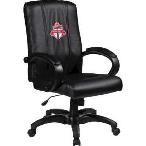 Home Office Chair with MLS Logo Panel Team Toronto FC