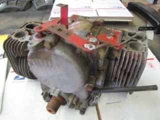 Onan B43M ENGINE BLOCK w CRANK WHEEL HORSE D160 CASE 446 646