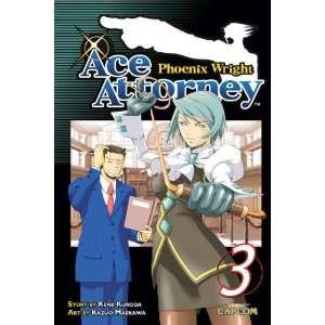 Phoenix Wright Ace Attorney 3 (9781935429715) Kenji