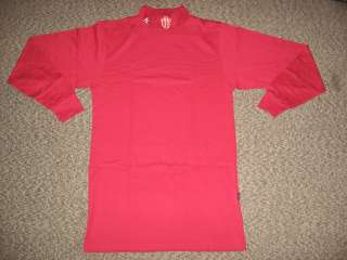 IU Long Sleeve Thermal College Football Maxit vtg New Shirt