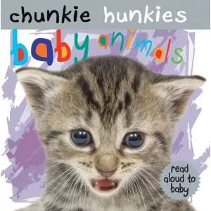 Baby Animals (Chunkie Hunkies) (9780764162121) Rob Walker